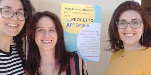Progetto Artemisia: riabilitazione integrata per la donna operata al seno