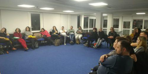 A Londra il terzo meeting europeo del progetto Erasmus Plus – TWINS